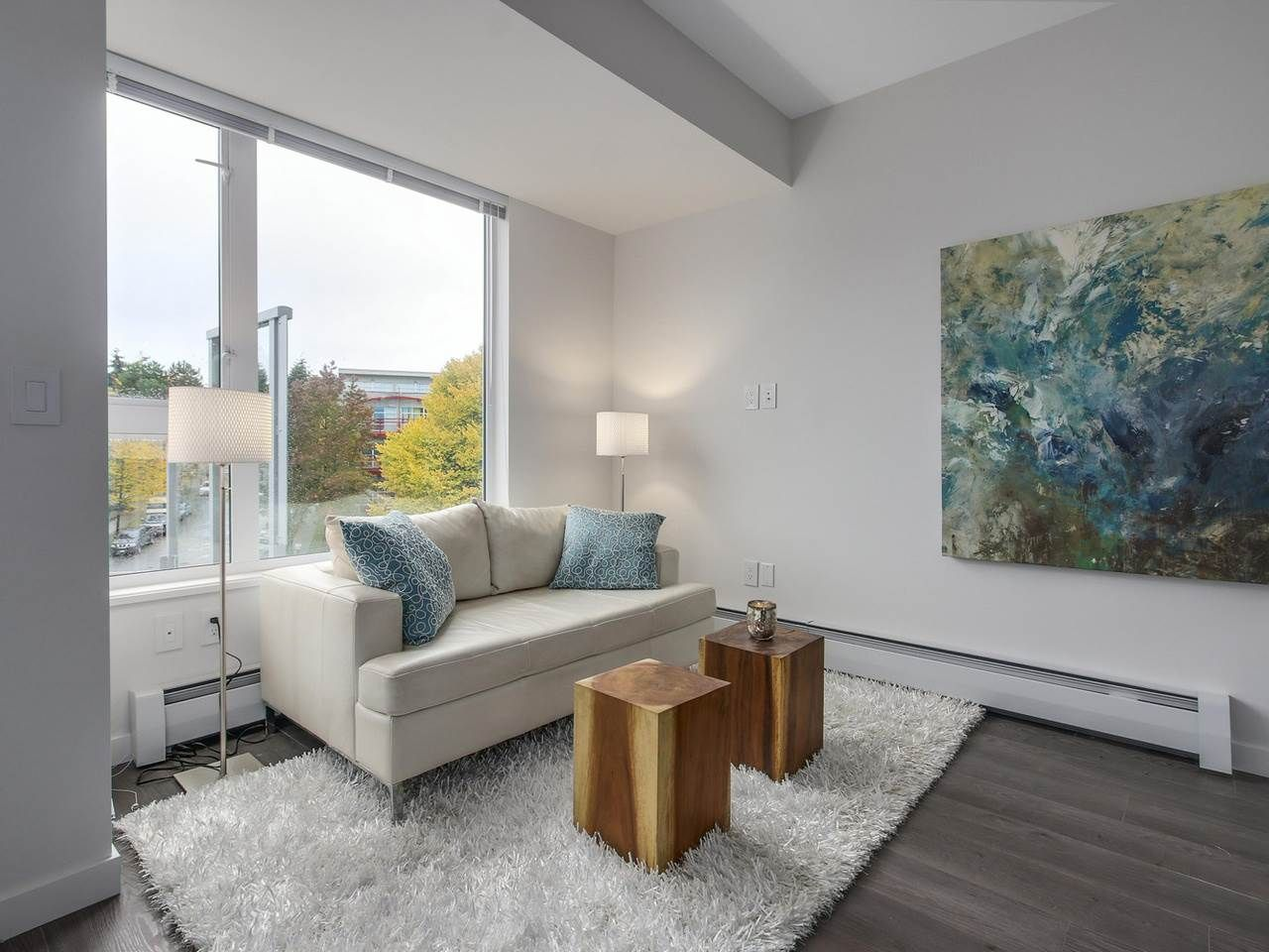 """Photo 2: Photos: 604 417 GREAT NORTHERN Way in Vancouver: Mount Pleasant VE Condo for sale in """"CANVAS"""" (Vancouver East)  : MLS®# R2118078"""