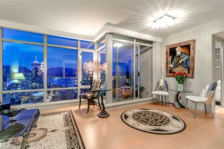 """Photo 10: 2703 788 RICHARDS Street in Vancouver: Downtown VW Condo for sale in """"L'HERMITAGE"""" (Vancouver West)  : MLS®# R2544416"""
