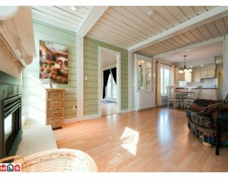 """Photo 8: 5885 ANGUS Place in Surrey: Cloverdale BC House for sale in """"JERSEY HILLS"""" (Cloverdale)  : MLS®# F1004441"""