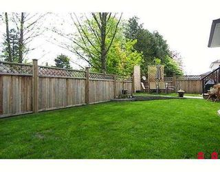 """Photo 8: 7290 198TH Street in Langley: Willoughby Heights House for sale in """"MOUNTAIN VIEW ESTATES"""" : MLS®# F2710714"""
