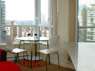"""Photo 4: # 1507 1212 HOWE ST in Vancouver: Downtown VW Condo for sale in """"1212 HOWE"""" (Vancouver West)  : MLS®# V894254"""