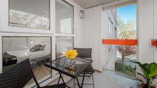 """Photo 11: 19 704 W 7TH Avenue in Vancouver: Fairview VW Condo for sale in """"Heather Park"""" (Vancouver West)  : MLS®# R2568826"""