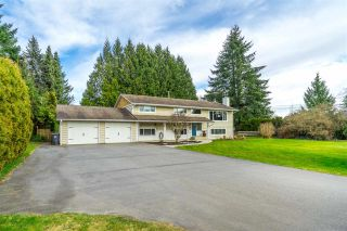 """Photo 1: 4748 238 Street in Langley: Salmon River House for sale in """"Strawberry Hills"""" : MLS®# R2549146"""