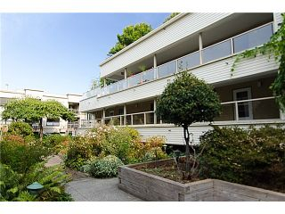 Photo 1: 201 1350 COMOX Street in Vancouver: West End VW Condo for sale (Vancouver West)  : MLS®# V973058