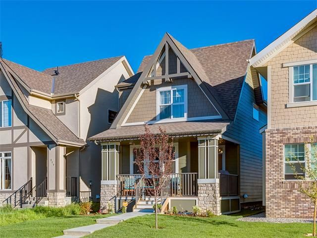 Main Photo: 321 MARQUIS Heights SE in Calgary: Mahogany House for sale : MLS®# C4074094