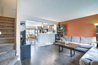 Photo 2: 95 Auburn Meadows Heath SE in Calgary: Auburn Bay Semi Detached for sale : MLS®# A1134082