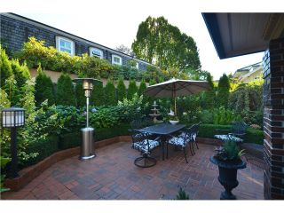 """Photo 12: 1449 MCRAE AV in Vancouver: Shaughnessy Townhouse for sale in """"McRae Mews"""" (Vancouver West)  : MLS®# V1010642"""