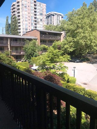 """Main Photo: 304 9847 MANCHESTER Drive in Burnaby: Cariboo Condo for sale in """"BARCLAY WOODS"""" (Burnaby North)  : MLS®# R2598737"""