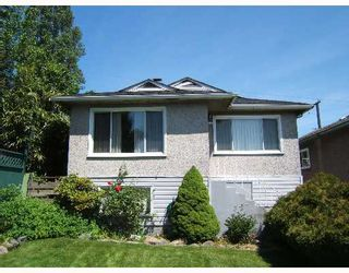 """Photo 1: 1333 E 41ST Avenue in Vancouver: Knight House for sale in """"KNIGHT ST"""" (Vancouver East)  : MLS®# V650064"""