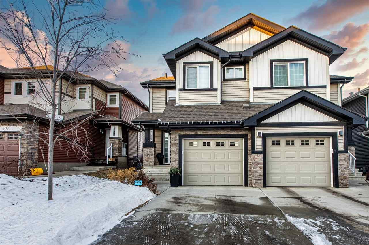 Main Photo: 21922 91 Avenue in Edmonton: Zone 58 House Half Duplex for sale : MLS®# E4225762