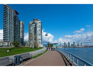 Photo 17: # 1203 980 COOPERAGE WY in Vancouver: Yaletown Condo for sale (Vancouver West)  : MLS®# V1015490