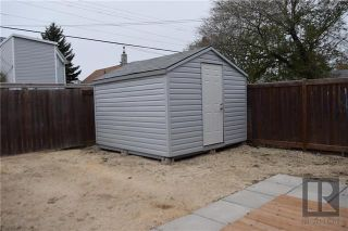 Photo 14: 1548 Alexander Avenue in Winnipeg: Weston Residential for sale (5D)  : MLS®# 1827979