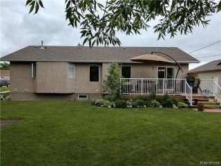 Photo 18: 215 2nd Avenue South in Niverville: Residential for sale (R07)  : MLS®# 1804234