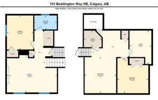 Photo 39: 103 Beddington Way NE in Calgary: Beddington Heights Detached for sale : MLS®# A1099388