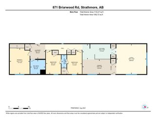Photo 2: 871 Briarwood Road: Strathmore Detached for sale : MLS®# A1136796