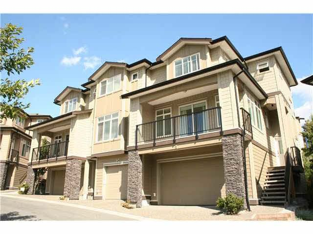 Main Photo: 12 22865 TELOSKY AVENUE in Maple Ridge: East Central Townhouse for sale : MLS®# R2406643