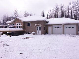 """Photo 1: 13737 283 Road: Charlie Lake House for sale in """"CHARLIE LAKE - CAMPBELL ROAD"""" (Fort St. John (Zone 60))  : MLS®# R2113422"""