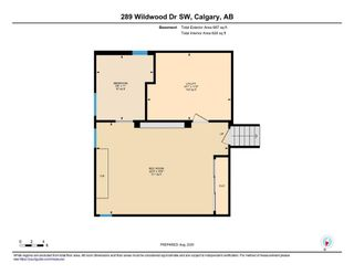 Photo 36: 289 WILDWOOD Drive SW in Calgary: Wildwood Detached for sale : MLS®# A1019116