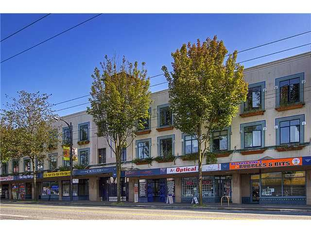 FEATURED LISTING: 224 - 2556 HASTINGS Street East Vancouver