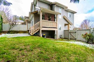 """Photo 27: 28 46906 RUSSELL Road in Chilliwack: Promontory Townhouse for sale in """"Russell Heights"""" (Sardis)  : MLS®# R2542440"""
