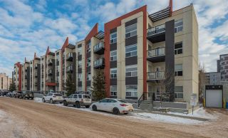 Photo 1: 220 10523 123 Street in Edmonton: Zone 07 Condo for sale : MLS®# E4227080