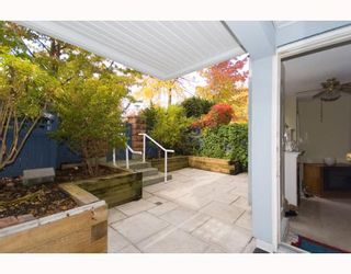 "Photo 2: 101 8728 MARINE Drive in Vancouver: Marpole Condo for sale in ""RIVERVIEW COURT"" (Vancouver West)  : MLS®# V794426"