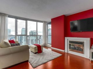 """Photo 5: 3107 1199 SEYMOUR Street in Vancouver: Downtown VW Condo for sale in """"THE BRAVA"""" (Vancouver West)  : MLS®# R2305420"""