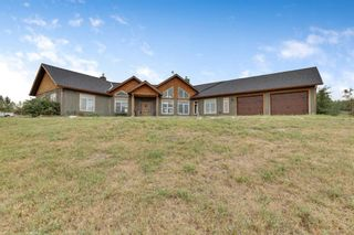 Photo 1: 20169 Dewinton Riding Club Road E: Rural Foothills County Detached for sale : MLS®# A1140240