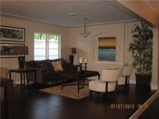 Photo 4: TALMADGE House for sale : 3 bedrooms : 4733 Norma Drive in San Diego
