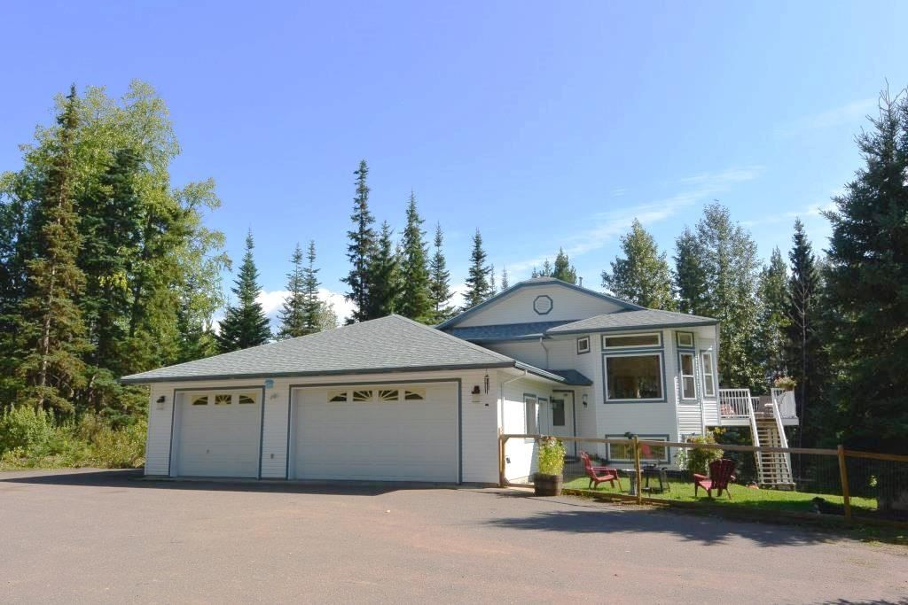 """Main Photo: 8721 GLACIERVIEW Road in Smithers: Smithers - Rural House for sale in """"SILVERN ESTATES"""" (Smithers And Area (Zone 54))  : MLS®# R2382748"""