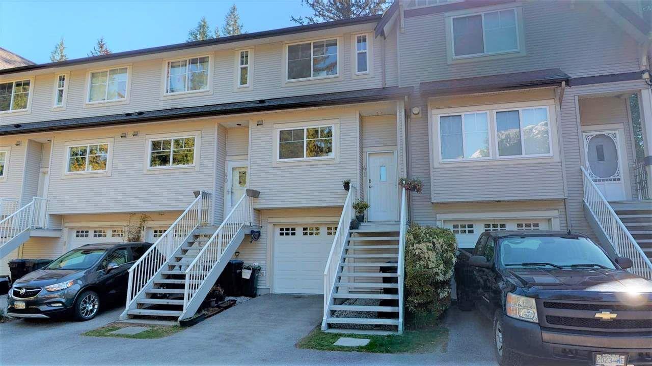 """Main Photo: 41 1800 MAMQUAM Road in Squamish: Garibaldi Estates Townhouse for sale in """"Virescence"""" : MLS®# R2569471"""