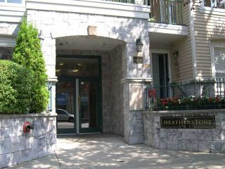 "Photo 1: # 415 3278 HEATHER ST in Vancouver: Cambie Condo for sale in ""HEATHERSTONE"" (Vancouver West)  : MLS®# V964085"