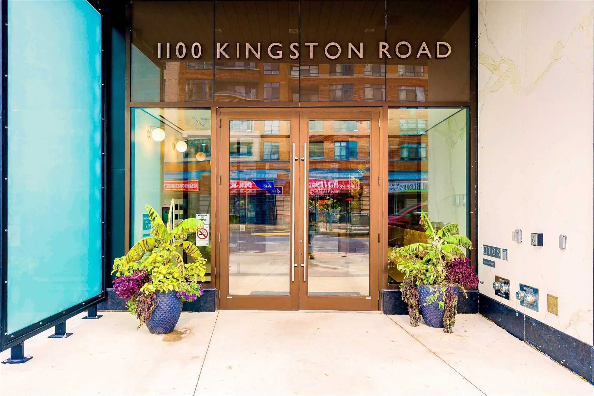 Main Photo: 412 1100 Kingston Road in Toronto: Birchcliffe-Cliffside Condo for sale (Toronto E06)  : MLS®# E5089301