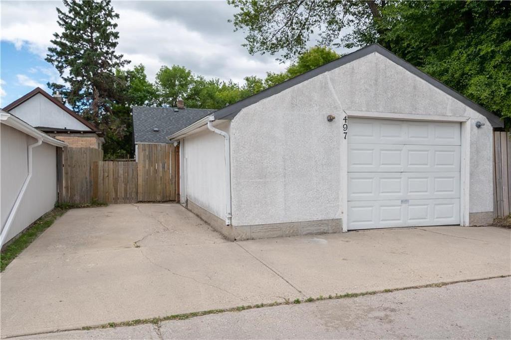 Photo 20: Photos: 497 Chelsea Avenue in Winnipeg: Residential for sale (3D)  : MLS®# 202115705