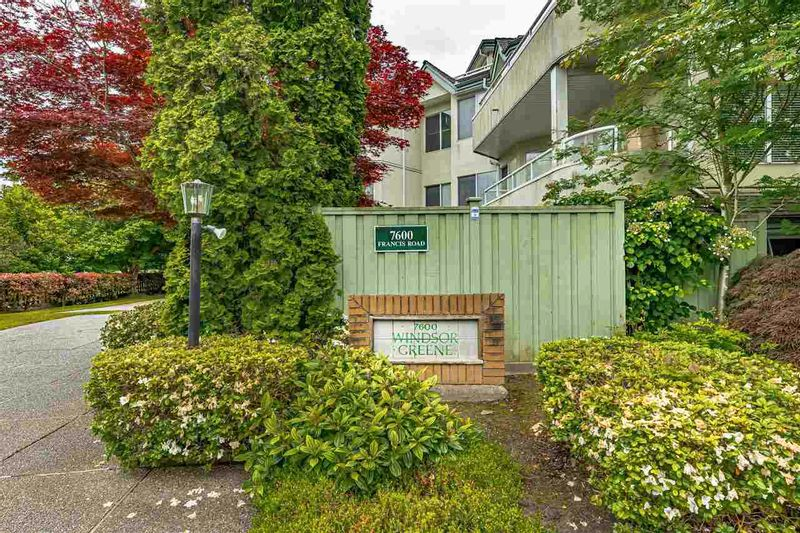 FEATURED LISTING: 205 - 7600 FRANCIS Road Richmond