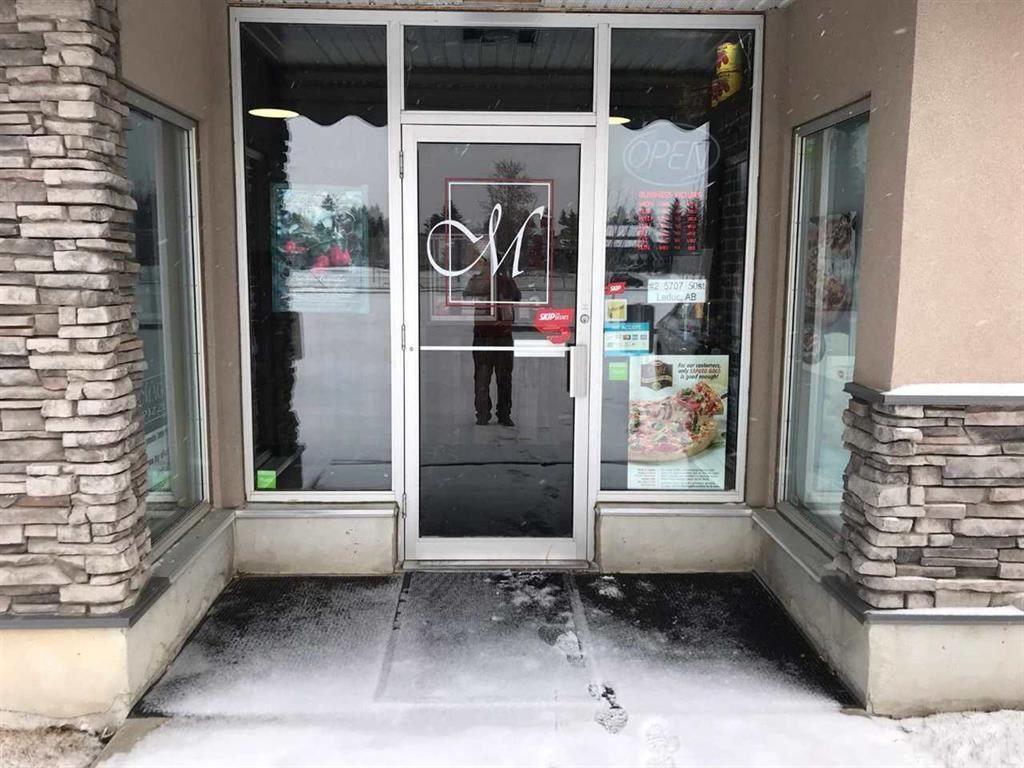Main Photo: 2 NA NA Street NW: Leduc Business for sale : MLS®# E4237913
