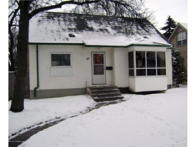 Main Photo:  in WINNIPEG: St Boniface Residential for sale (South East Winnipeg)  : MLS®# 1000052