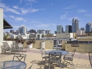 Photo 2: DOWNTOWN Townhouse for rent : 2 bedrooms : 1750 Kettner Blvd #203 in San Diego