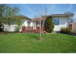 Photo 10: 132 Tu-pelo Avenue in WINNIPEG: East Kildonan Residential for sale (North East Winnipeg)  : MLS®# 1512372