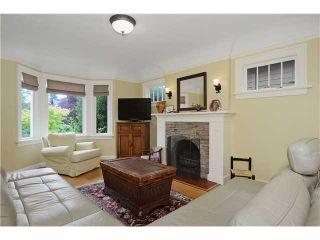 Photo 2: 2135 W 45TH Avenue in Vancouver: Kerrisdale House for sale (Vancouver West)  : MLS®# V1034931