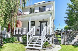 Photo 1: 434 19 Avenue NW in Calgary: Mount Pleasant Detached for sale : MLS®# C4302648