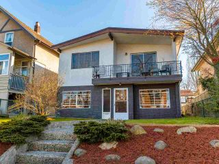 Main Photo: 828 E BROADWAY in Vancouver: Mount Pleasant VE House for sale (Vancouver East)  : MLS®# R2567463