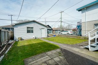 Photo 30: 2075 E 33RD Avenue in Vancouver: Victoria VE House for sale (Vancouver East)  : MLS®# R2614193