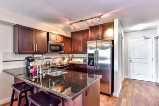 "Photo 3: 210 19939 55A Avenue in Langley: Langley City Condo for sale in ""MADISON CROSSING"" : MLS®# R2265767"
