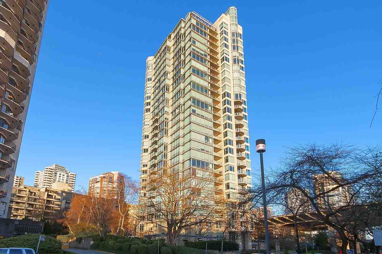 Main Photo: 706 1005 BEACH AVENUE in Vancouver: West End VW Condo for sale (Vancouver West)  : MLS®# R2578680