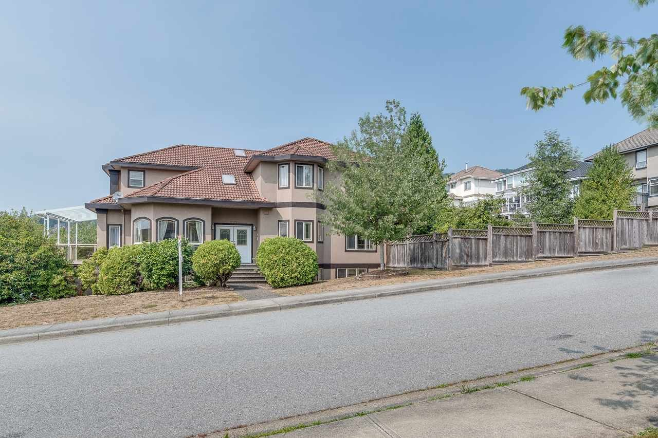 Main Photo: 2575 JADE Place in Coquitlam: Westwood Plateau House for sale : MLS®# R2298096