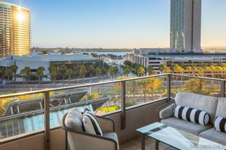 Photo 1: DOWNTOWN Condo for sale : 2 bedrooms : 550 Front St #701 in San Diego