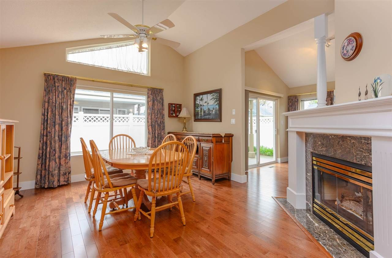 """Photo 5: Photos: 174 8485 YOUNG Road in Chilliwack: Chilliwack W Young-Well Townhouse for sale in """"Hazelwood Grove"""" : MLS®# R2452221"""