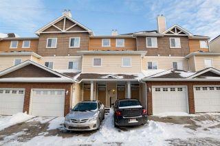 Photo 1: 52 3010 33 Avenue in Edmonton: Zone 30 Townhouse for sale : MLS®# E4265631
