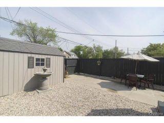 Photo 17: 281 Ferry Road in WINNIPEG: St James Residential for sale (West Winnipeg)  : MLS®# 1514020